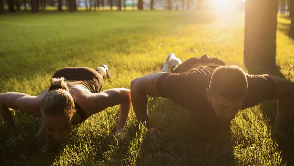 Die besten Frühlings-Workouts im Freien